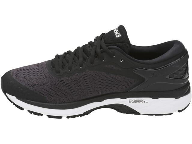 asics Gel-Kayano 24 Shoes Men black/phantom/white